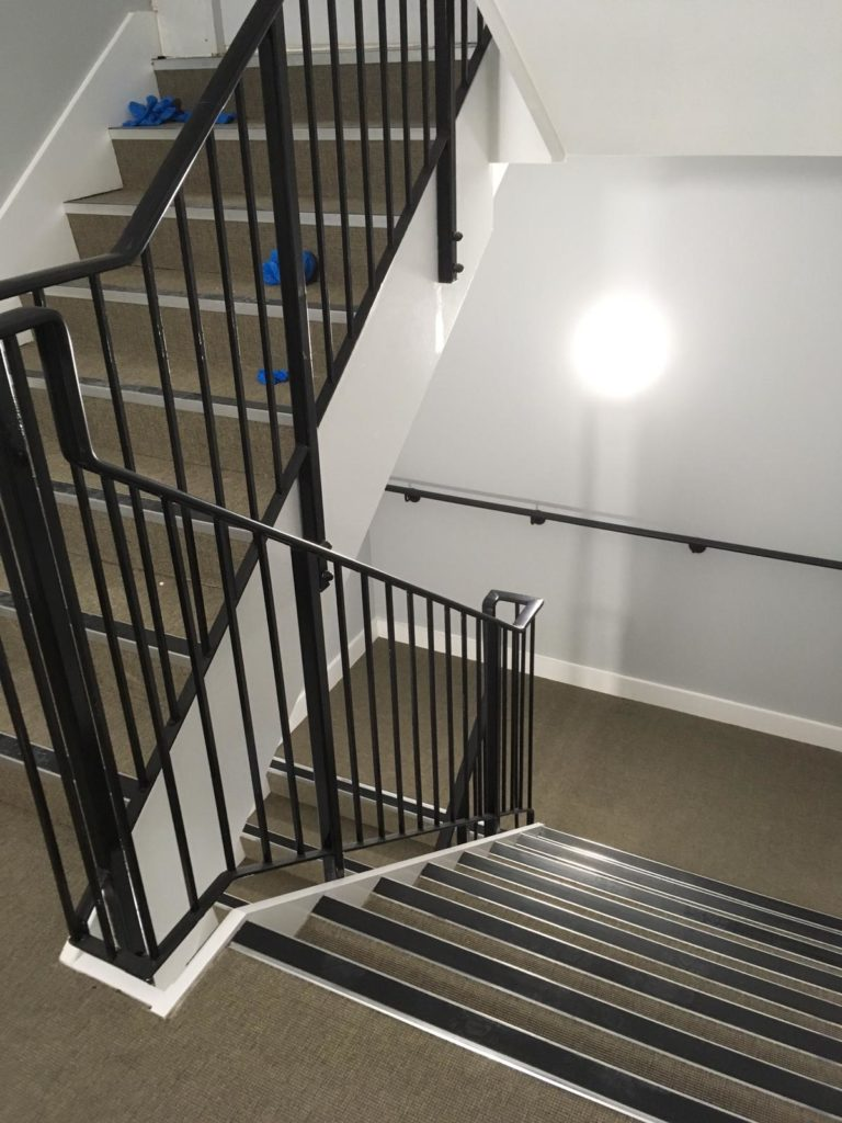 Communal staircase in Stratford 48