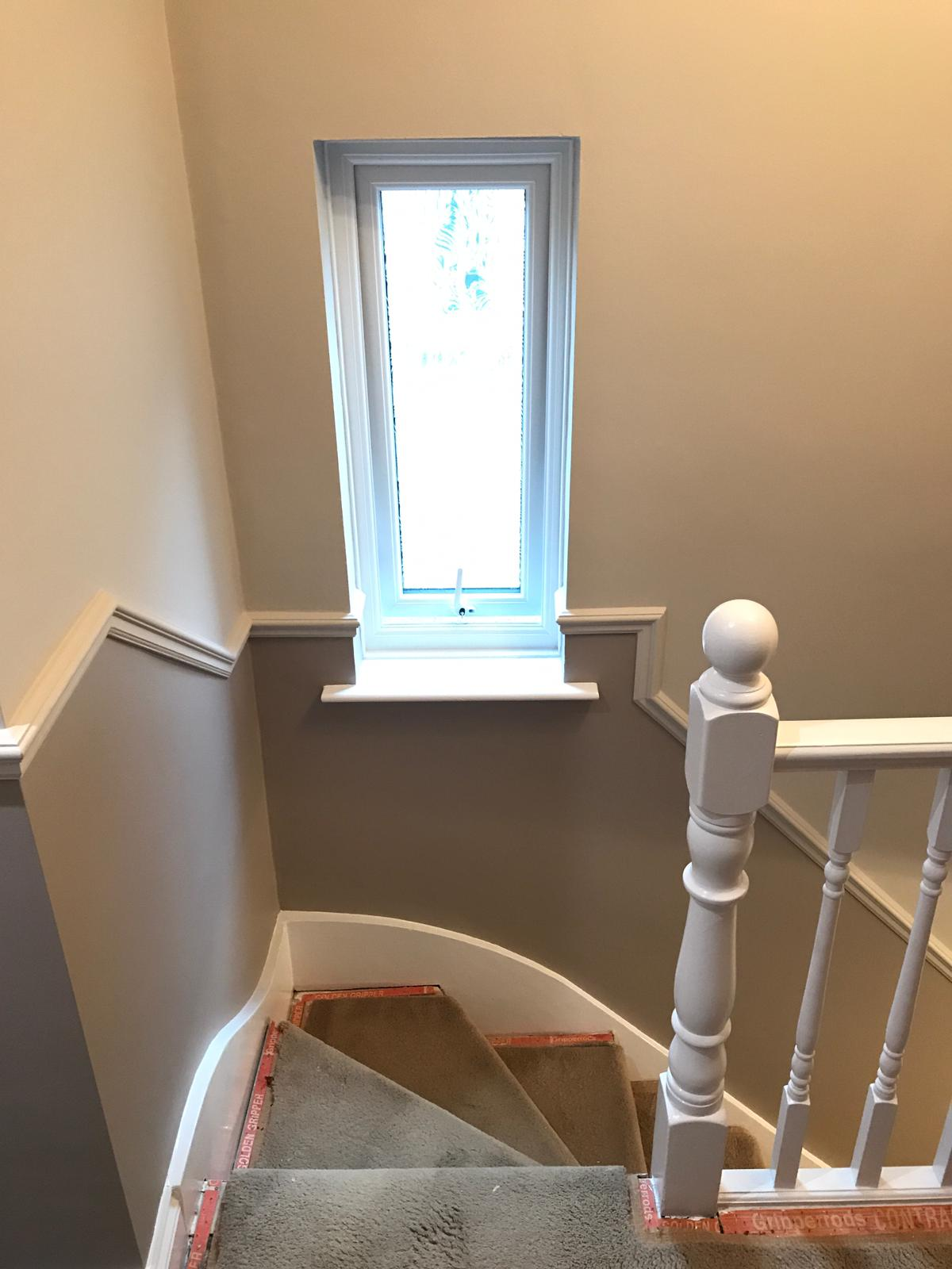 Hallway & Staircase in Edgware 6