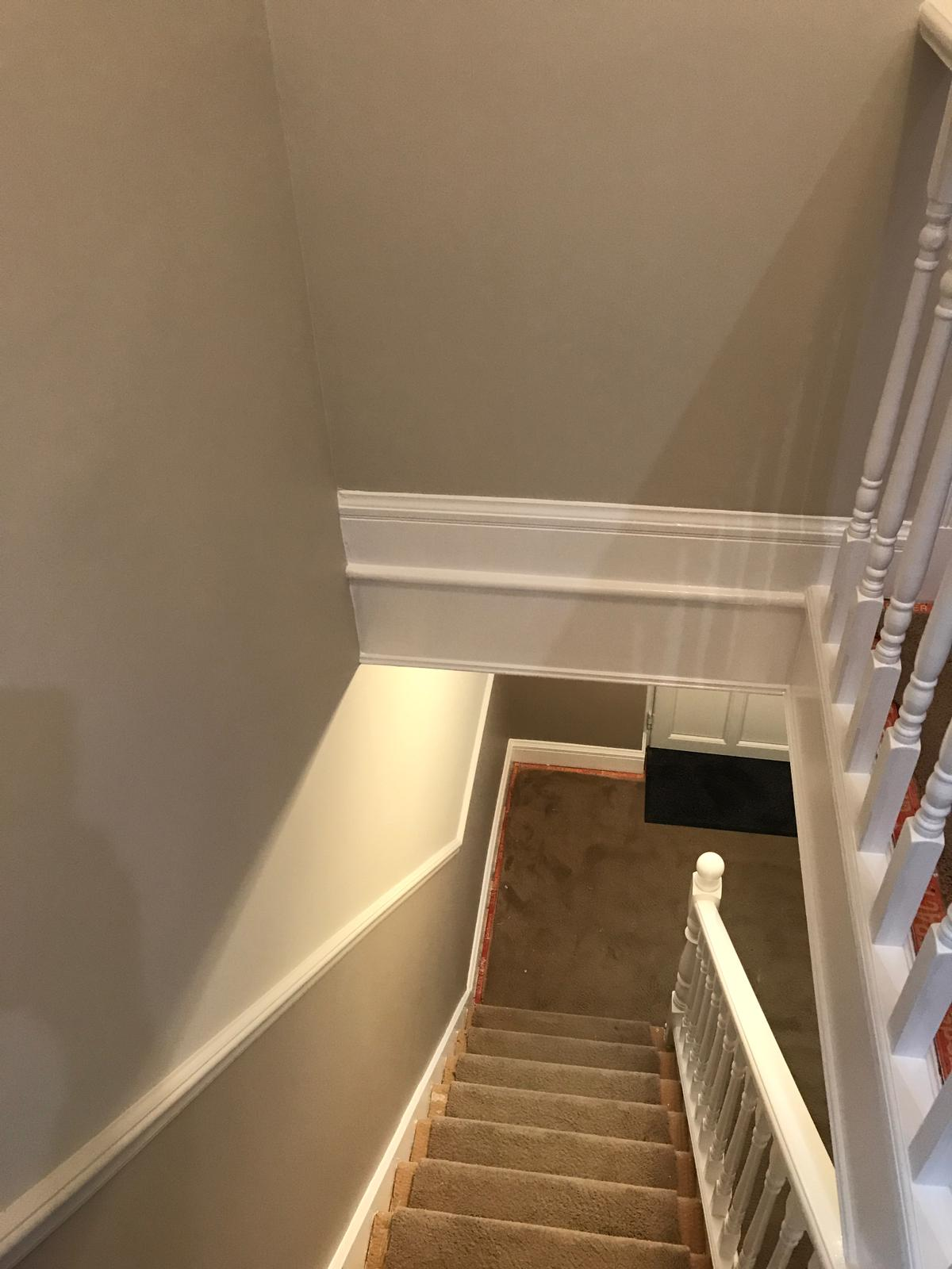 Hallway & Staircase in Edgware 4