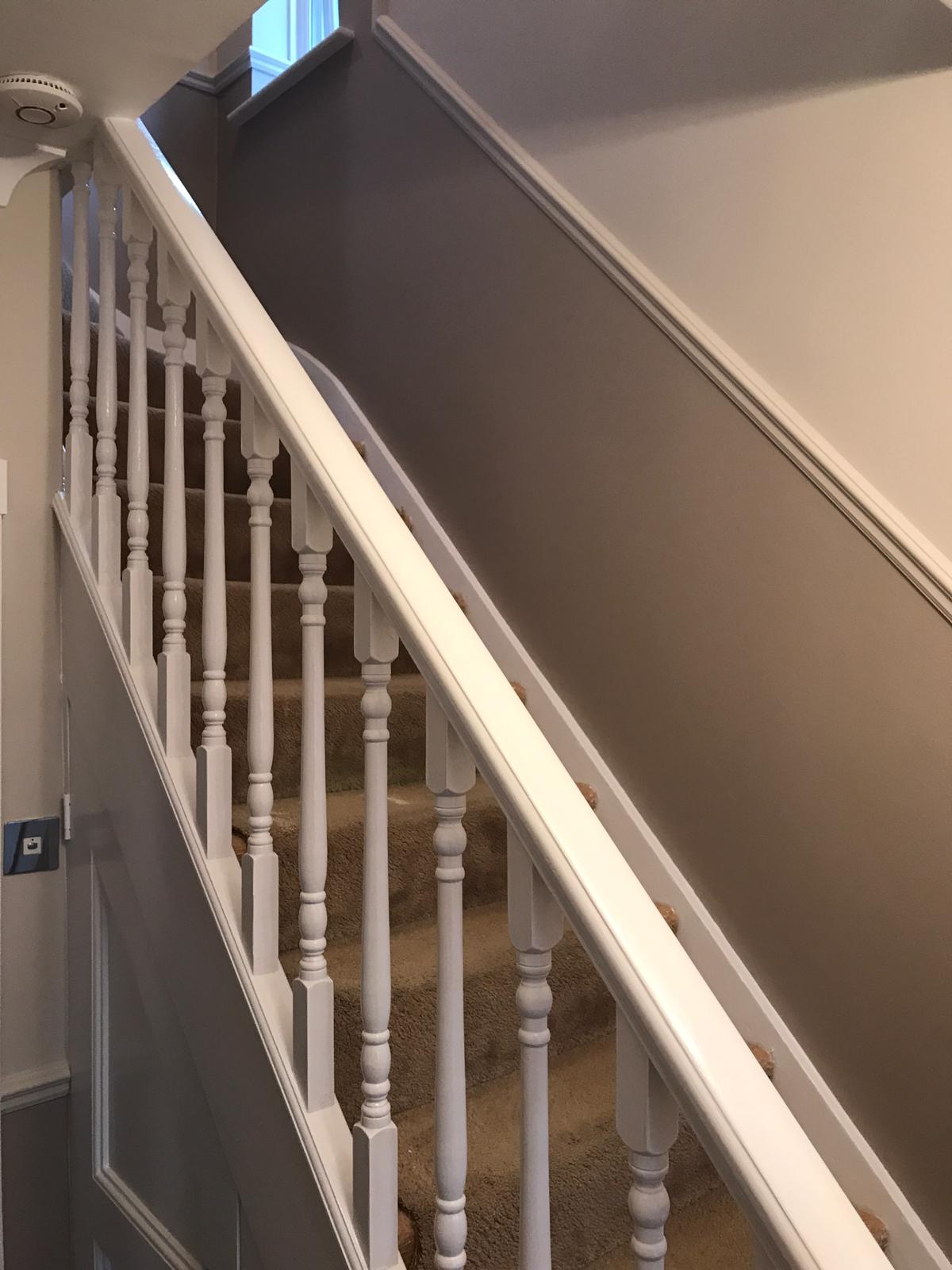 Hallway & Staircase in Edgware 3